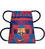 Nike Stadium FC Barcelona Gym Sack - Fußballtasche, Blue/Red/Light BLue