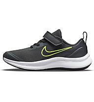 Nike  Star Runner 3 Little Kids - Sportschuhe - Jungs , Grey/Green