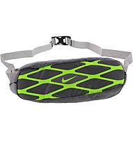 Nike Storm Slim Waistpack Marsupio, Silver/voltage