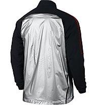 Nike Strike Woven JKT II Elite - Giacca, Silver/Black