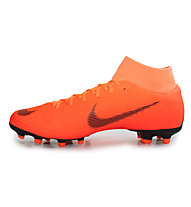 Nike Superfly 6 Academy MG - scarpe da calcio multi-ground, Orange