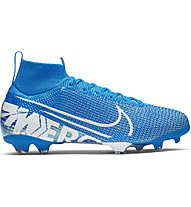 Nike Superfly 7 Elite FG Cleat - Fußballschuh - Herren, Light Blue