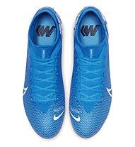 Nike Superfly 7 PRO FG - scarpe da calcio terreni compatti, Light Blue
