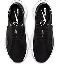 Nike SuperRep Go Train - scarpe fitness e training - uomo, Black/White