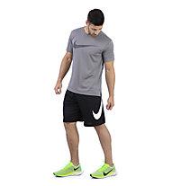 Nike Superset Training - T-shirt fitness - uomo, Grey