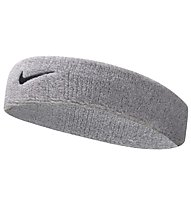 Nike Swoosh - fascia tergisudore, Silver/Black
