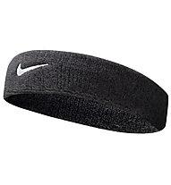 Nike Swoosh - fascia tergisudore, Black/White