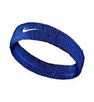 Nike Swoosh - fascia tergisudore, Blue/White