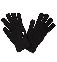 Nike Swoosh Knit Gloves Laufhandschuhe, Black