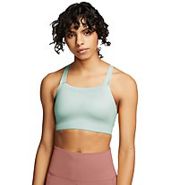 Nike Swoosh Luxe - reggiseno sportivo - donna, green