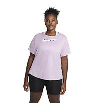 Nike Swoosh Run - Runningshirt - Damen, Purple
