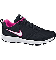 Nike T-Lite XI Turnschuh Damen, Black/White/Hyper Pink