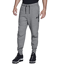 Nike Tech Fleece M's - pantaloni lunghi fitness - uomo, Grey
