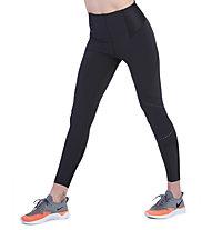 Nike Tech Pack Tight - Trainingshose lang - Damen, Black