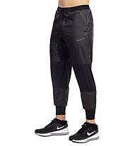 Nike Tech RD - pantaloni running - uomo, Black