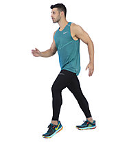 Nike TechKnit Cool Running - top running - uomo, Green