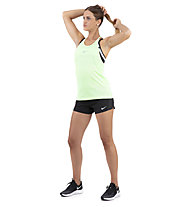 Nike TechKnit Cool Running Tank - Lauftop - Damen, Green