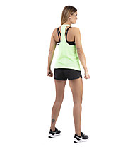 Nike TechKnit Cool Running Tank - Lauftop - Damen, Green