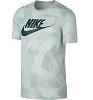 Nike Tee Sportswear - T-shirt fitness - uomo, Grey