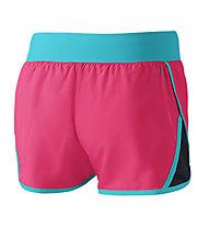 Nike Tempo Rival Shorts ragazza, Pink/Omega Blue/Black