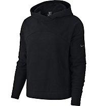 Nike Therma Hoodie Polar - Kapuzenpullover - Damen, Black