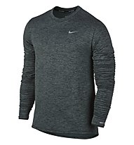 Nike Therma Sphere Element - Laufshirt Langarm Herren, Grey