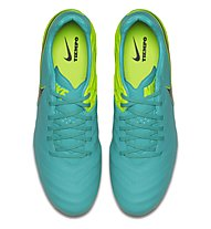 Nike Tiempo Legacy II FG - Fußballschuhe, Clear Jade/Black Volt