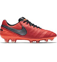 Nike Tiempo Legend VI FG - scarpa da calcio, Crimson