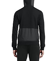 Nike Track and Field Full Zip Hoody Kapuzenjacke, Black
