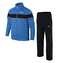 Nike Warm-Up Trainingsanzug Kinder, Blue/Black
