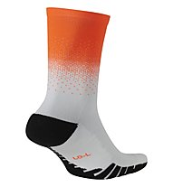 Nike Squad Crew - Fußballsocken, Orange/White/Black