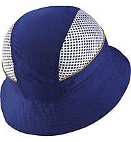 Nike Sportswear Mesh Bucket - cappellino, Blue