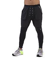 Nike Utility Pant - Laufhose - Herren, Black