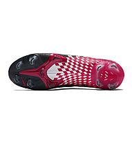 Nike Vapor 13 Elite Neymar FG - scarpe da calcio terreni compatti, Chrome/Black/Pink