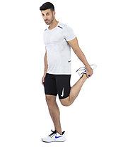 Nike VaporKnit Men's 1/2-length Running Tights - Laufhose kurz - Herren, Black