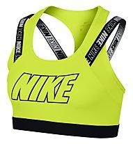 Nike Victory (Cup B) - Sport BH mittlere Stützung - Damen, Yellow