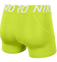 "Nike W 3"" Training Shorts - Trainingshose kurz - Damen, Green"