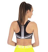 Nike High Support Sports Bra (Cup B) - Sport BH hohe Stützung - Damen, Black/White