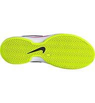 Nike Air Vaport Advantage Clay W - scarpe da tennis donna, White/Black/Pink