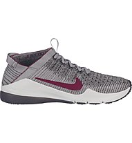 Nike Air Zoom Fearless Flyknit 2 - scarpe fitness e training - donna, Grey