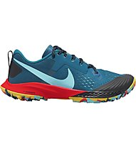 Nike Air Zoom Terra Kiger 5 - Laufschuhe Trailrunning - Damen, Light Blue