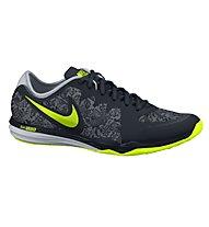Nike Nike Dual Fusion TR 3 Print, Black/Volt