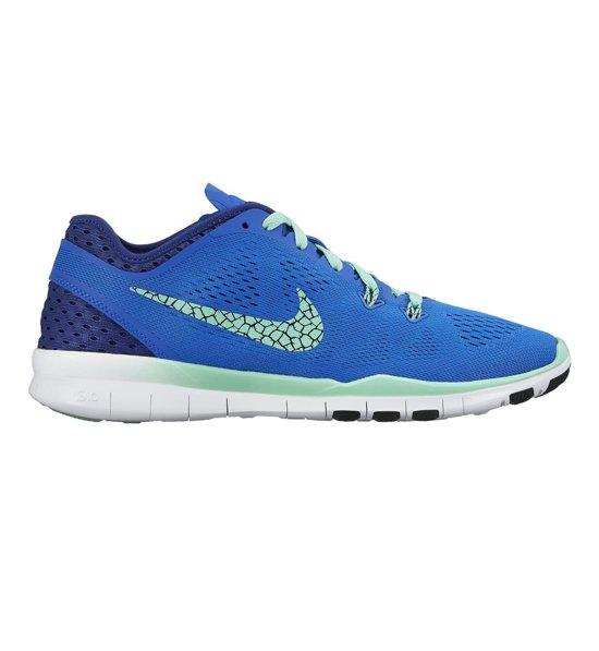 Nike Free 5.0 TR Fit 5 Metallisch Damen Trainingsschuh