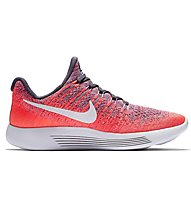 Nike Lunarepic Low Flyknit 2 - scarpe running neutre - donna, Pink