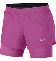 Nike 10k 2-in-1 Running Shorts - Laufhose - Damen, Pink