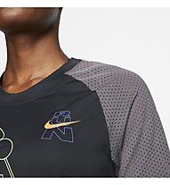 Nike Running Berlin - maglia running - donna, Black
