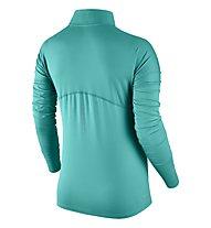 Nike Dry Element - Laufshirt Langarm - Damen, Turquoise