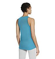 Nike Dri-FIT W's Training - canotta fitness - donna, Light Blue
