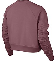 Nike Dry Top - Sweatshirt Pullover - Damen, Red