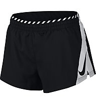 Nike Elevate Short SD - Laufhose kurz - Damen, Black